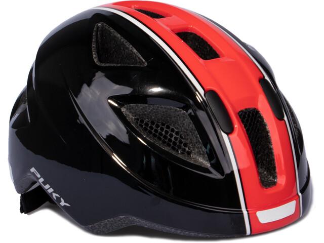 Puky PH 8 Cykelhjälm Barn röd svart - till fenomenalt pris på Bikester 2ee210f17dff0